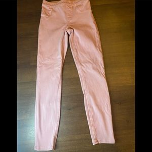 Spanx pink jeans - S